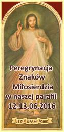Peregrynacja Znaków Miłosierdzia